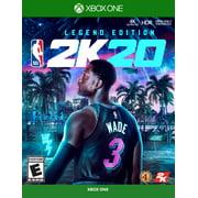 NBA 2K20 Legend Edition, 2K, Xbox One