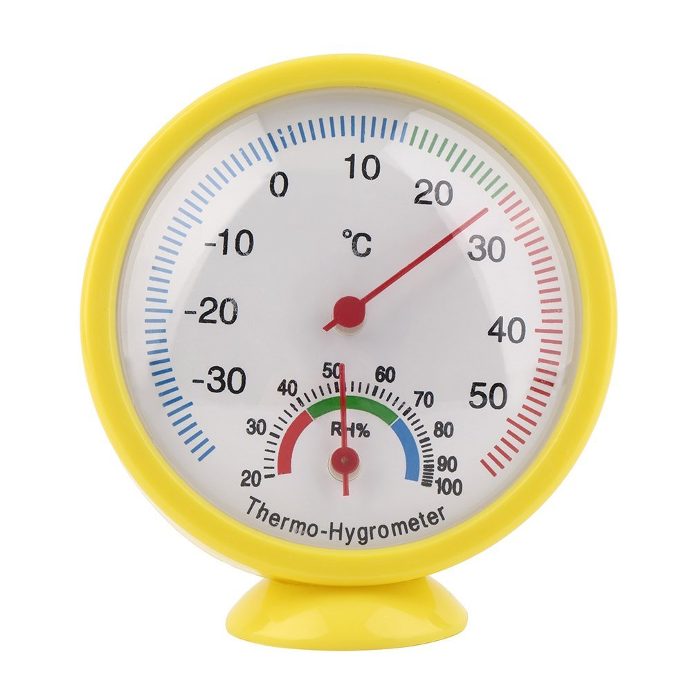 Practical Indoor Outdoor Thermometer Hygrometer Temperature Humidity Meter by Hygrometers