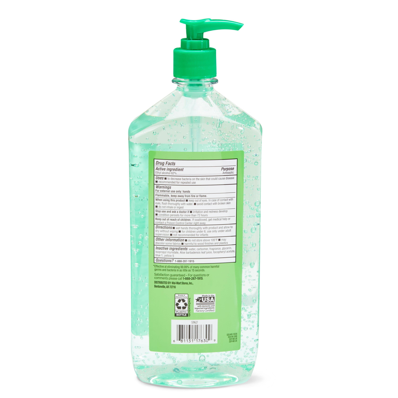 Equate Hand Sanitizers Walmart Com