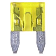 Wireless Solutions 20 Amp ATM Fuse (Yellow)
