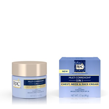 RoC Multi Correxion 5 in 1 Anti-Aging Moisturizing Cream SPF 30, 1.7 (C-vit Moisturizing Facial Cream)