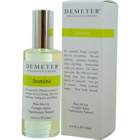 Demeter 10770687 By Demeter Jasmine Cologne Spray 4 Oz
