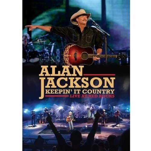 Keepin' It Country - Live At Red Rocks (Music DVD)