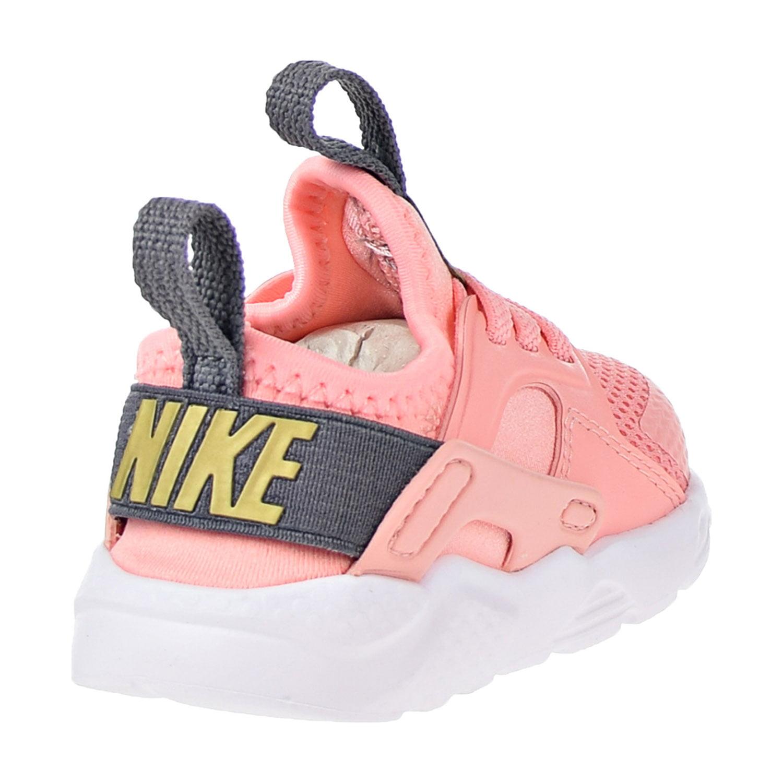 cf50b1ac5398 ... coupon code for nike huarache run ultra little kids shoes bleached  coral metallic gold 859595 600