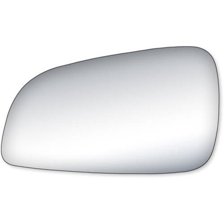 99229 - Fit System Driver Side Mirror Glass, Chevrolet Malibu Hybrid Model 08-10, Chevrolet Malibu LS, LT Model 08-12, Saturn Aura, Hybrid 07-10