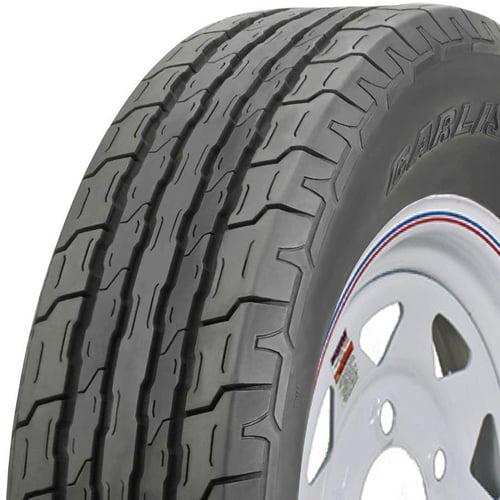 Carlisle Sport Trail LH Bias Trailer Tire - ST185/80D13 LRC/6ply