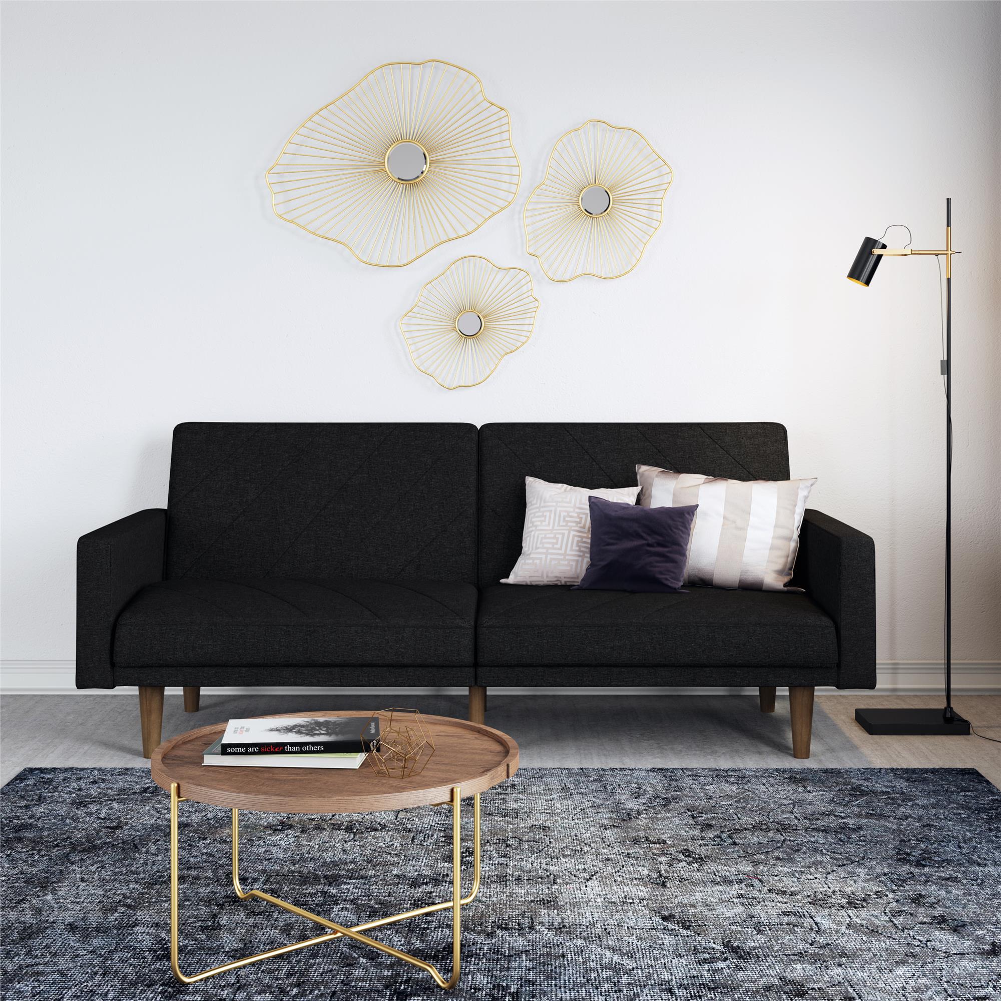 Cornwall Linen Sofa Bed by Bellamy Studios