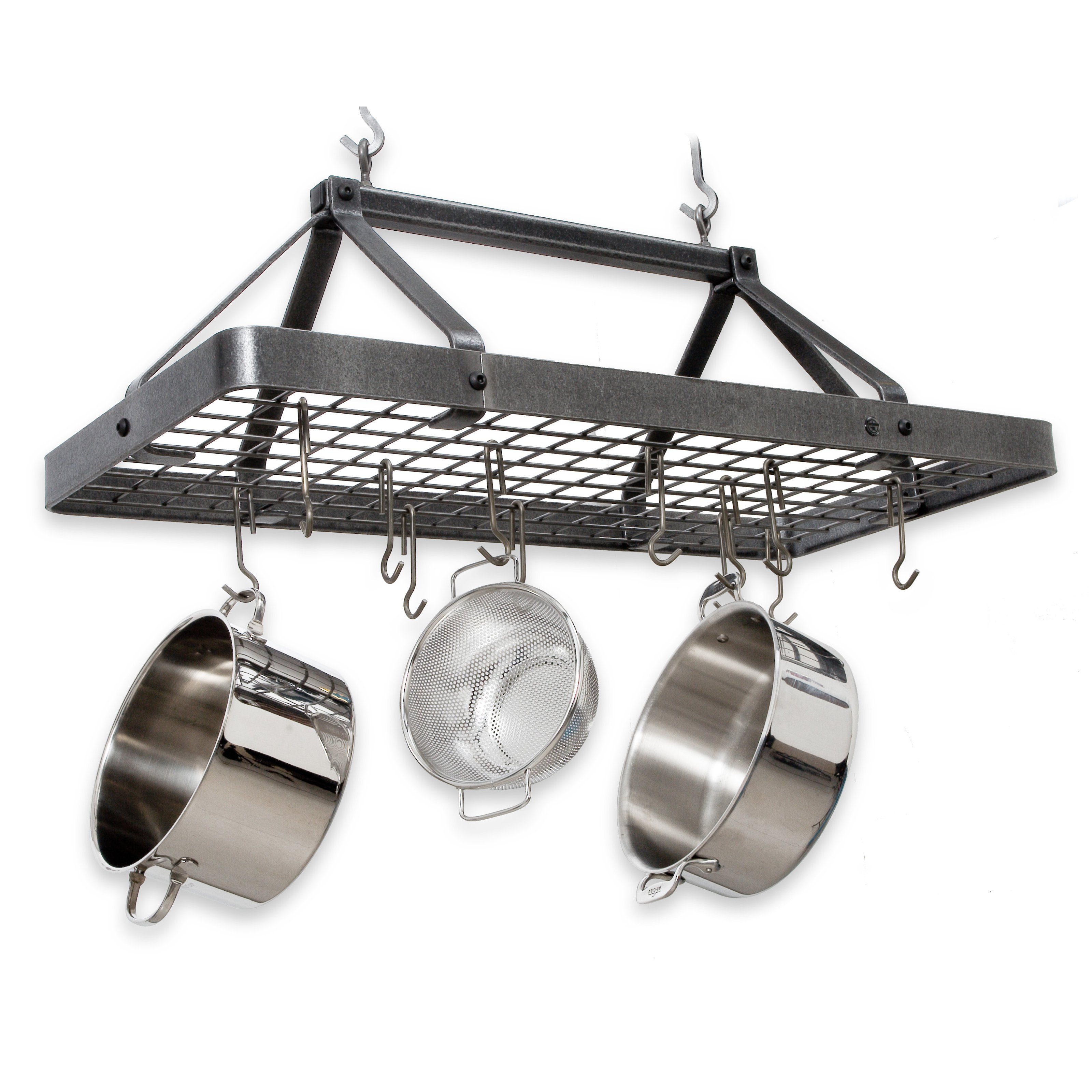 Carnival Pot Rack by Enclume Design Products Inc