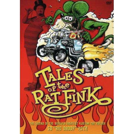 Tales of the Rat Fink (DVD) - Tales Of Halloween Review