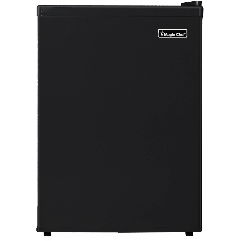 Magic Chef Mcbr240b1 2.4 cu ft Refrigerator, Black