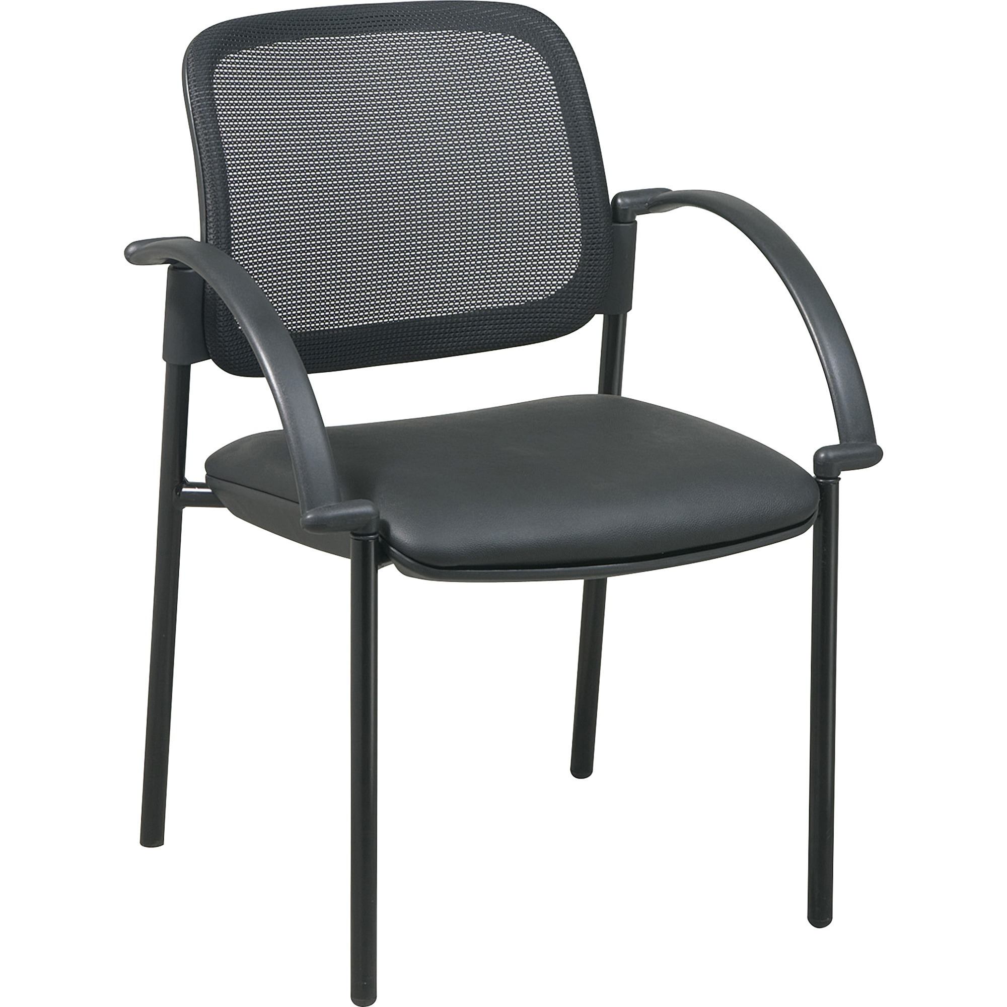 Lorell Guest Reception Waiting Room Chair