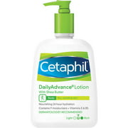 Cetaphil Daily Advance Lotion, 16 oz