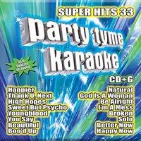 Party Time Karaoke - Super Hits 33 - CD