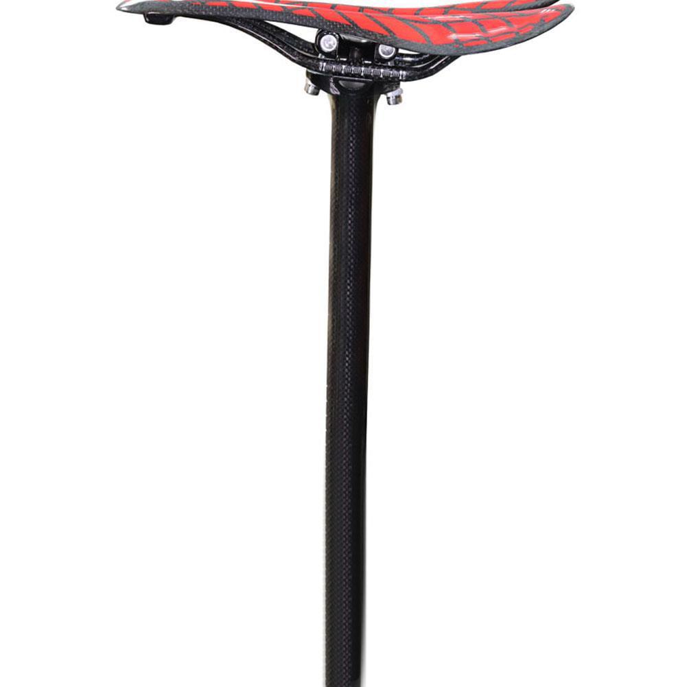 Aluminum Alloy Saddle Seat Post Stem Seatpost MTB Mountain Bike Bicycle Cycling