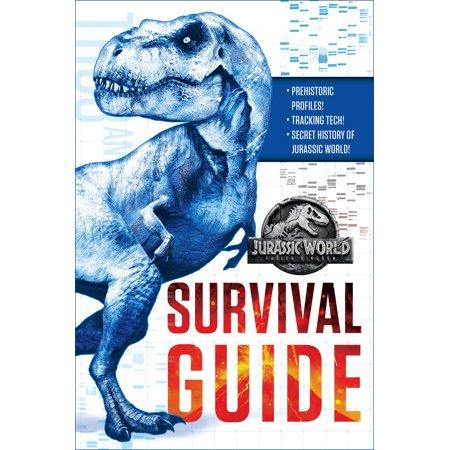 Jurassic World: Fallen Kingdom Dinosaur Survival Guide (Jurassic World:  Fallen Kingdom)](Dinosaur Kingdom)
