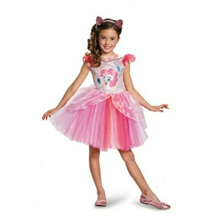 Girls Pinkie Pie Tutu Deluxe - Pinkie Pie Equestria Girl Costume