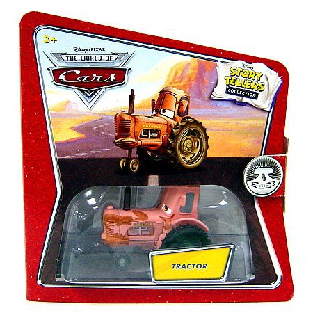 Disney / Pixar Cars Story Tellers Collection Tractor Die Cast Car