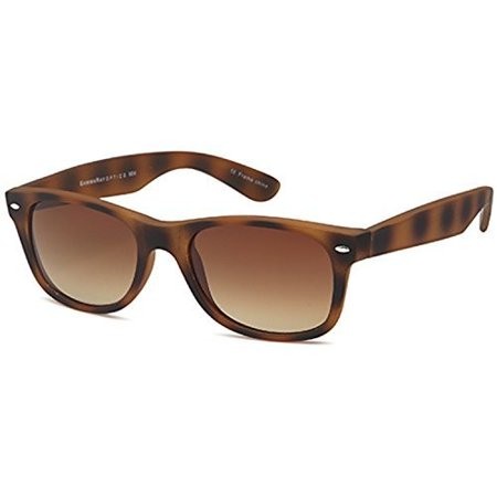 c56c910d3c2 Gamma Ray Optics - GAMMA RAY CHEATERS Polarized UV400 Classic Style  Sunglasses with Mirror Lens - Walmart.com