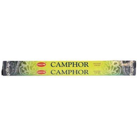 - AzureGreen Camphor Union With God Incense Aromatherapy HEM Stick 20 Pack