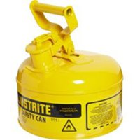 1 Gal 4L Safety Can Yellow