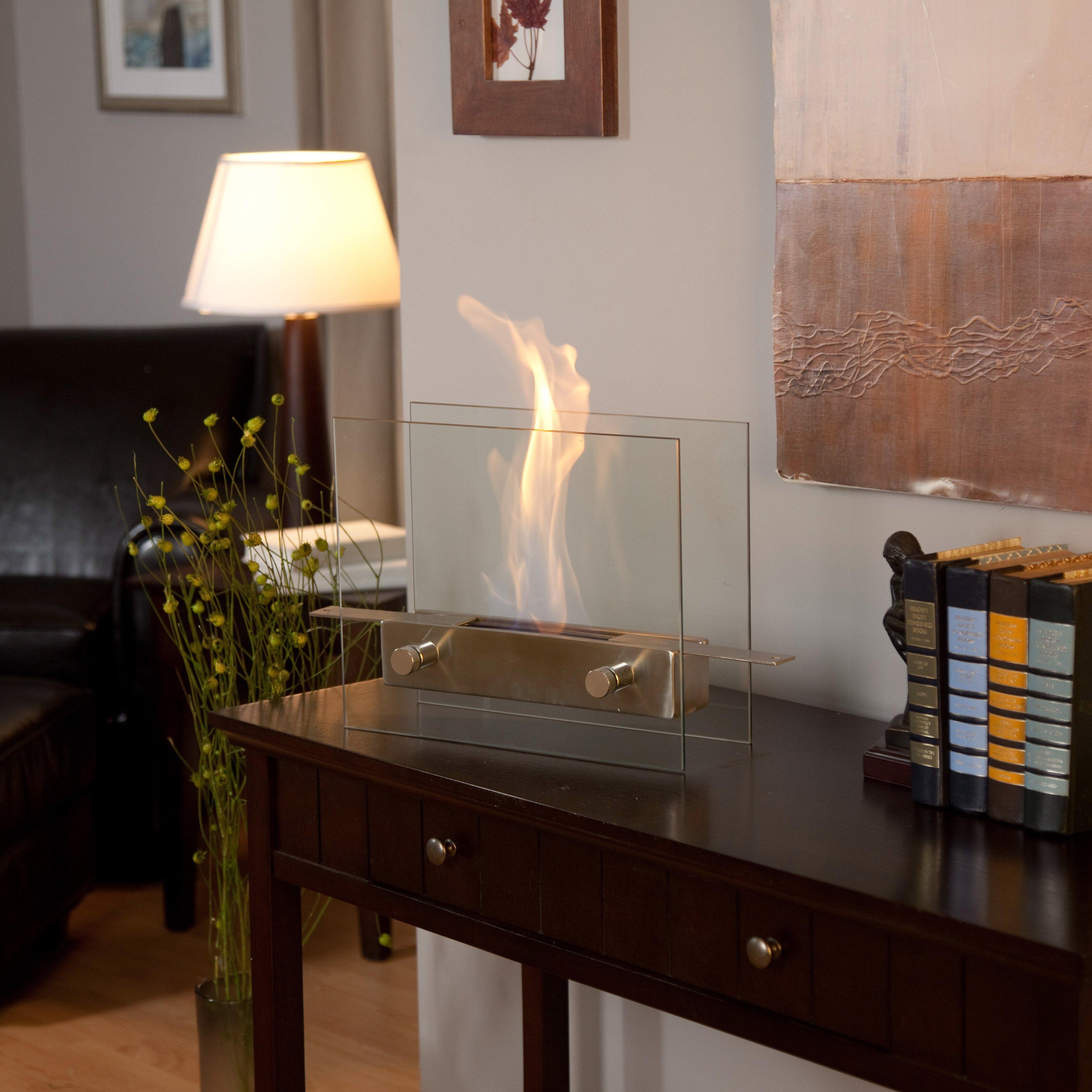 Anywhere Fireplace Metropolitan Indoor / Outdoor Fireplace