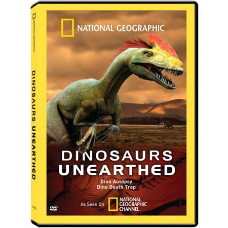 National Geographic  Dinosaurs Unearthed