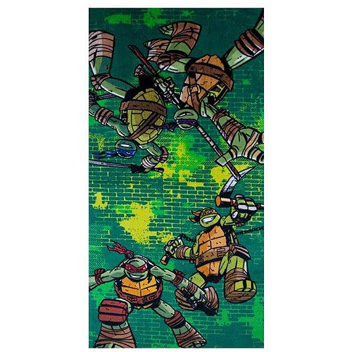 Nickelodeon Age Mutant Ninja Turtles Bath Towel