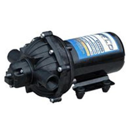 everflo 5.5 gpm 12v diaphragm pump boxed with 1/2 npt ports (Port Diaphragm Pumps)