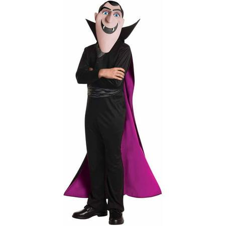 Hotel Transylvania Dracula Child Halloween Costume