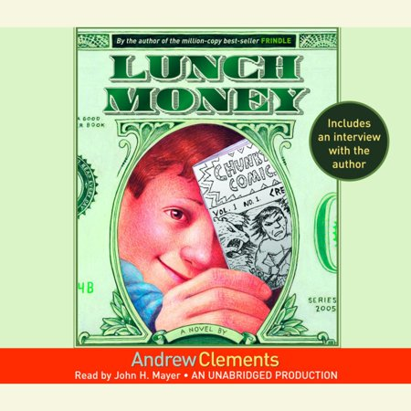 Lunch Money - Audiobook