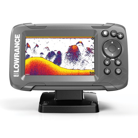 Lowrance 000-14014-001 HOOK2 4x with Bullet Transducer and GPS - Lowrance Transducer Mounting