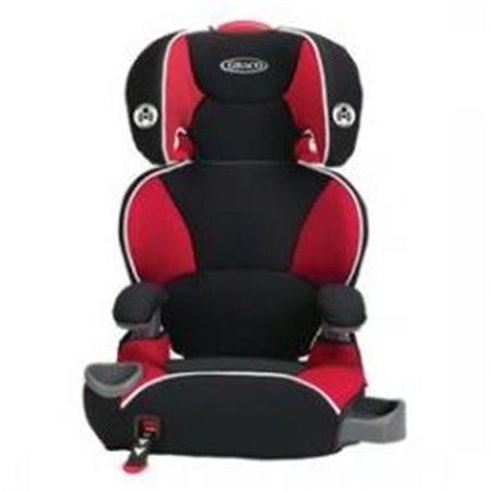 - Graco 1852665 Affix Highback Youth Booster Seat with Latch System, Atomic