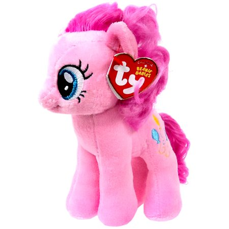 a34230f95ec My Little Pony Pinkie Pie Beanie Baby Plush - Walmart.com