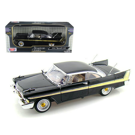 1:18 1958 PLYMOUTH FURY