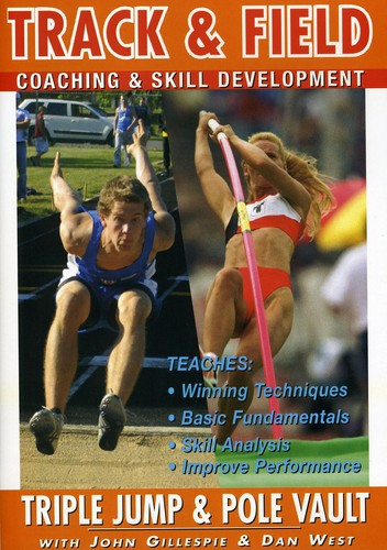 Track and Field: Triple Jump and Pole Vault With John Gillespie and Dan West by Team Marketing