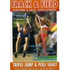Track and Field: Triple Jump and Pole Vault With John Gillespie and Dan West (DVD)