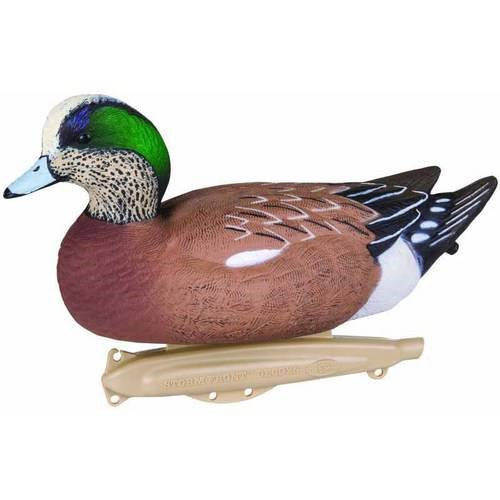 "NEW Deadly Decoys FLY-MAL-1 Drake Mallard Flyer Decoy includes 7/"" Stake"