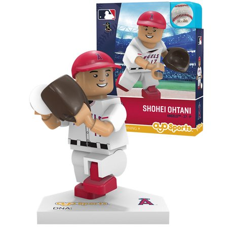 Pitcher Shohei Ohtani Los Angeles Angels OYO Sports Player MLB Minifigure - No