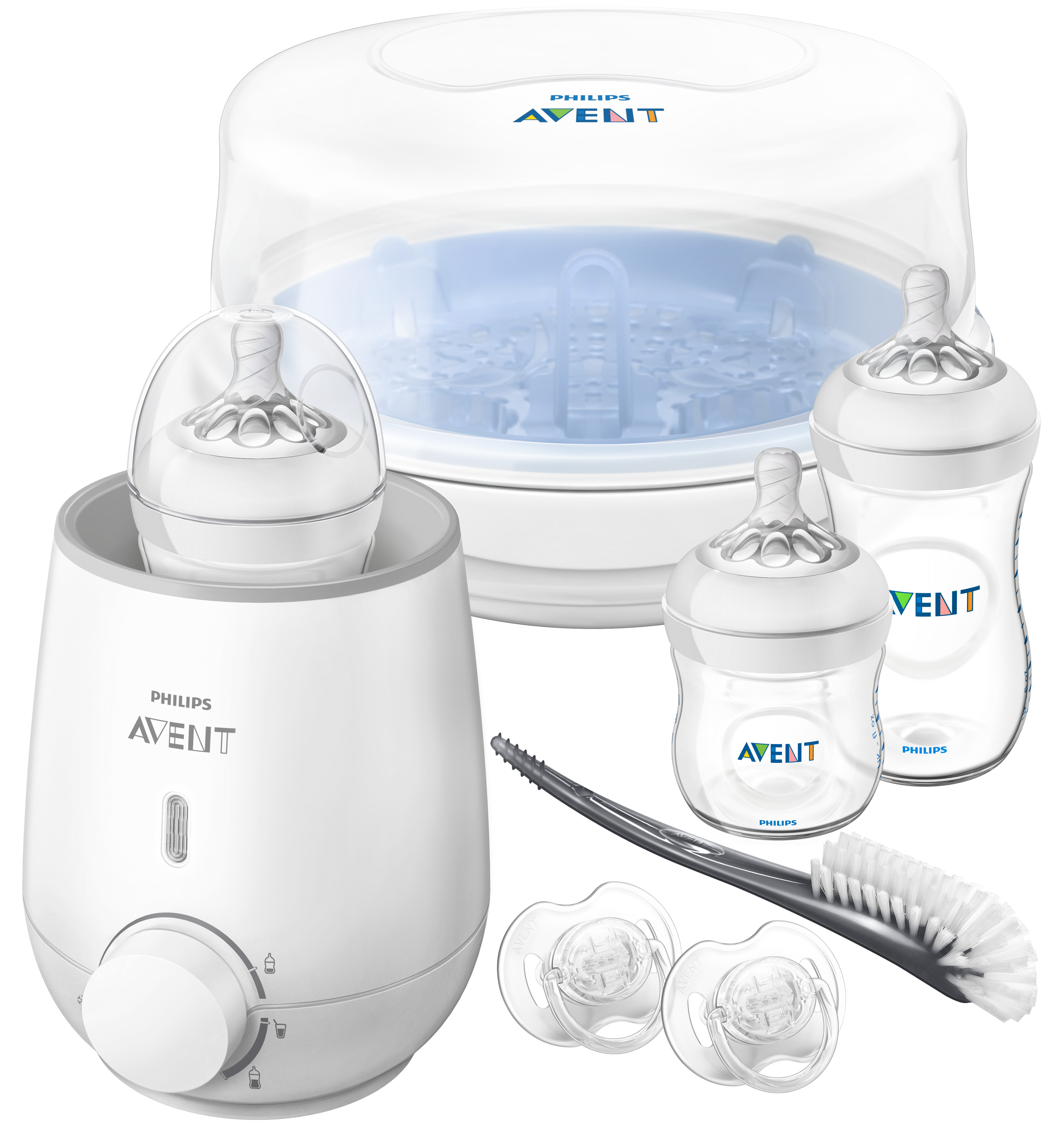 Philips Avent Natural All in One Gift Set, SCD207/01
