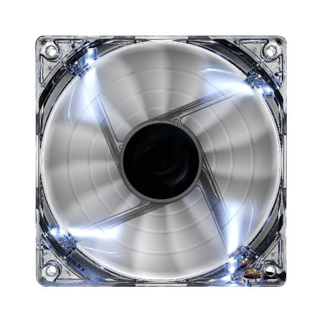 Aerocool SHARK140MMWHITE Shark 140mm White Led Case Fan