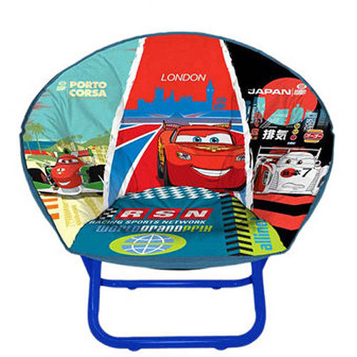 Cars 2 Mini Saucer Chair