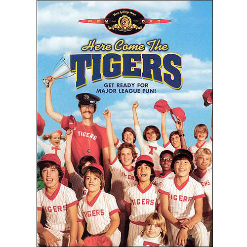 Here Come The Tigers [dvd/ws 1.85 Anamorphic/mono/eng-fr--nla