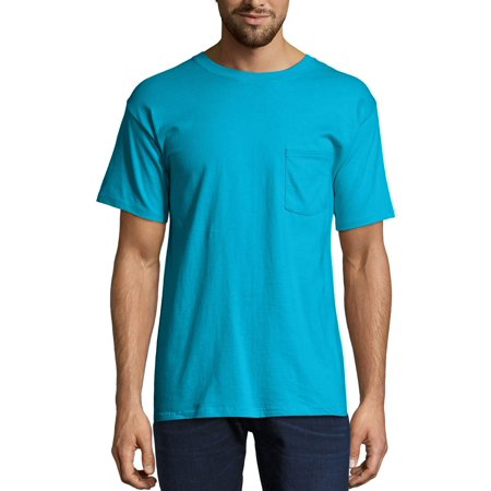 Men's Premium Beefy-T Short Sleeve T-Shirt With Pocket, Up to Size