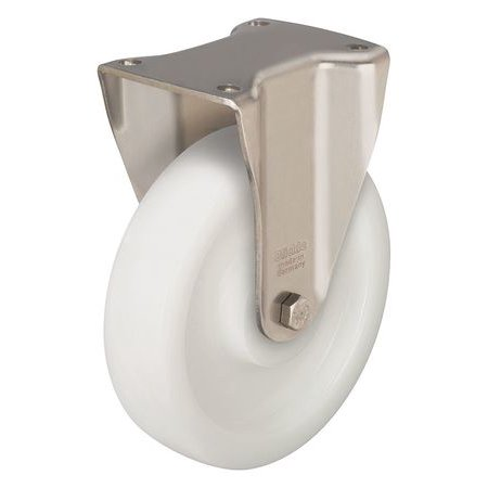Blickle Bkx Spo 100Xk 1 Rgd Plate Caster Nylon 4 In  770 Lb  G0385701