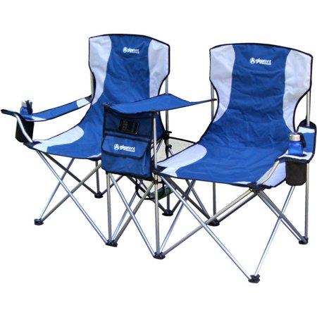 Sbs Double Folding Chair Walmart Com