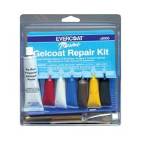 Evercoat 108000 Gel Coat Repair Kit - 1 oz.