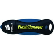8GB VOYAGER FLASH DRIVE USB2.0 CABLE SECURITY SW RUBBER CASE