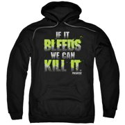 Predator - If It Bleeds - Pull-Over Hoodie - Small