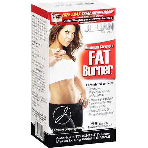Jillian Michaels Fat Burner, 56ct