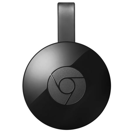 Google Chromecast Certified Refurbished 2nd Generation – Black